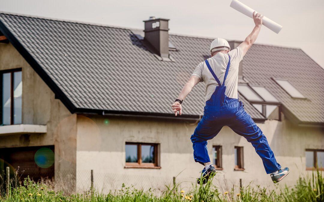 Na co si dát pozor u hypotéky na výstavbu rodinného domu?